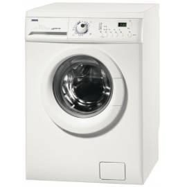 Waschmaschine ZANUSSI ZWS7128-weiß Gebrauchsanweisung