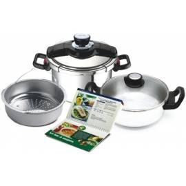 Küche TEFAL Clipso Modulo P4252347 Gebrauchsanweisung