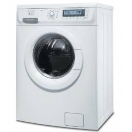 Bedienungshandbuch Waschmaschine mit Trockner Trockner ELECTROLUX EWW 167580 W weiß