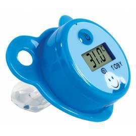 TOPCOM Thermometer 110 Toby (5411519013286) blau Bedienungsanleitung