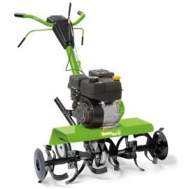 Tiller MTD T 380/M, Benzin, grün