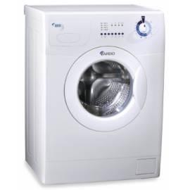 Bedienungshandbuch Automatische Waschmaschine ARDO FL85S weiß