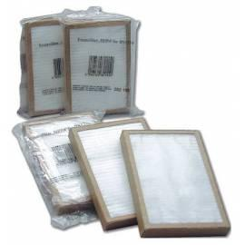 Bedienungshandbuch HEPA-Filter für Staubsauger CLATRONIC 1224