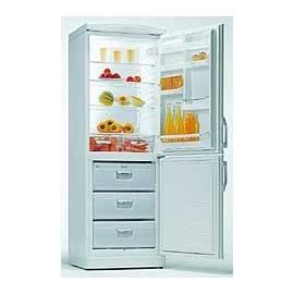 Kombination Kühlschrank mit Gefrierfach GORENJE bis 337 des Zolls - Anleitung