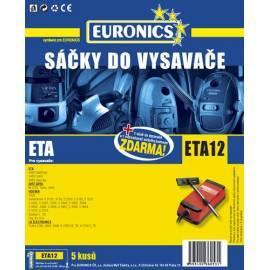 Benutzerhandbuch für Taschen für Staubsauger JOLLY ETA-12
