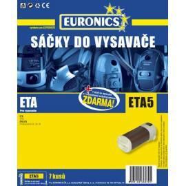 Benutzerhandbuch für Taschen für Staubsauger JOLLY ETA-5