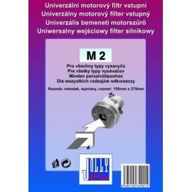 Filter für Staubsauger JOLLY M 2 - Anleitung