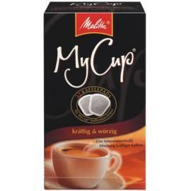 Benutzerhandbuch für Kapsle pro Espressa MELITTA Strong MyCup