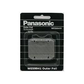 Datasheet Wiedereinbau-Folie PANASONIC WES 9941
