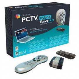 Bedienungsanleitung für TV Karta PINNACLE PCTV Hybrid Pro Stick 330eV (22099)
