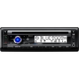 Bedienungshandbuch Autoradio mit CD BLAUPUNKT Toronto 400BT schwarz