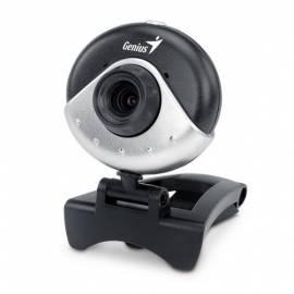 Bedienungshandbuch Webcam GENIUS eFace 1300 1 3MP (32200152101) schwarz