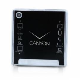 Benutzerhandbuch für Card Reader CANYON CNR-CARD5 schwarz