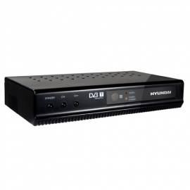 DVB-T Receiver DVBT HYUNDAI 440 schwarz Gebrauchsanweisung
