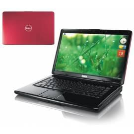 Notebook DELL Inspiron Inspiron 1545, C900 (DEINSP11545I081RE) rot Bedienungsanleitung