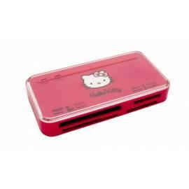 Benutzerhandbuch für OEM Speicher Card Reader Card Leser, Rosa (BS-RDR-Karte/KITTY/P) Rosa