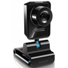 Handbuch für PHILIPS SPZ3000 Webcam schwarz