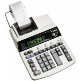 Taschenrechner CANON Platte-LTS weiß beschleunigt-Methode Bedienungsanleitung