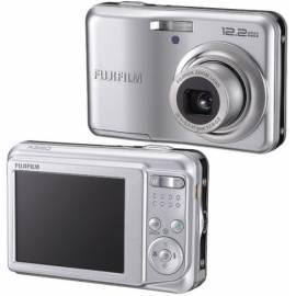 Fujifilm FinePix A220 Digitalkamera Silber Gebrauchsanweisung