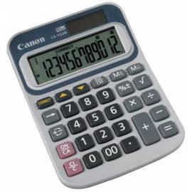 Handbuch für Taschenrechner CANON LS-122R grau