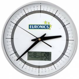 POS materials-meteo clock Euronics Gebrauchsanweisung