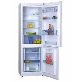 Benutzerhandbuch für Kombination Kühlschrank mit Gefrierfach AMICA FK322BPW weiß