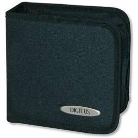 Bedienungsanleitung für Für CD/DVD DIGITUS DA-10210-Box für 48CD schwarz