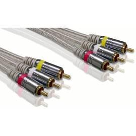 Bedienungshandbuch PHILIPS SWV3212W Kabel grau