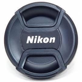 Bedienungshandbuch Zubehör für NIKON-Kameras die LC-72 (72 mm) schwarz