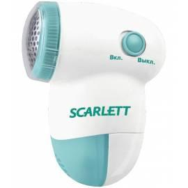 Benutzerhandbuch für Lint Remover SCARLETT SC 920 weiss/blau