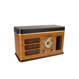 Bedienungsanleitung für Radio HYUNDAI Retro RA 028L Holzimitat