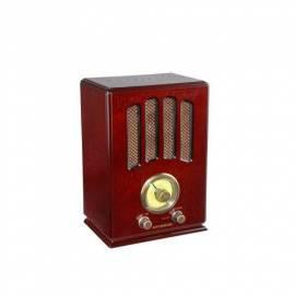 Datasheet Radio HYUNDAI Retro RA 104 Holzimitat