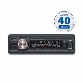 CD-Autoradio mit HYUNDAI CRM 749 SU schwarz - Anleitung