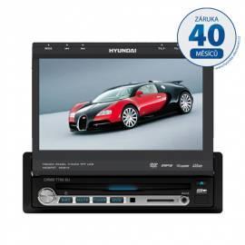 Benutzerhandbuch für Autoradio mit DVD HYUNDAI CRMD 7750 SU