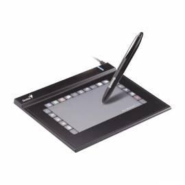 Service Manual Tablett GENIUS G-Pen F350 slim (31100001100) schwarz