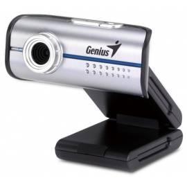 Webcam GENIUS VideoCam iSlim 1300 (32200098101) schwarz/silber - Anleitung