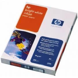 Bedienungshandbuch Papiere zu Drucker HP Bright White C5977B weiß