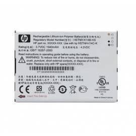 Akku HP 900 Extended Akku (FA924AA) schwarz/grau Bedienungsanleitung