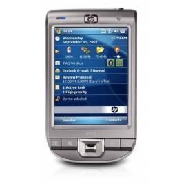 Datasheet PDA HP iPAQ 114 (FA982AA)