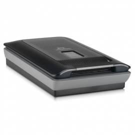 Benutzerhandbuch für HP Scanjet G4050 Scanner ScanJet Scanner (L1957A) schwarz
