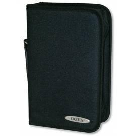 Box für CD/DVD DIGITUS DA-10212, für 96CD schwarz Gebrauchsanweisung