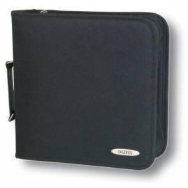 Bedienungshandbuch Box für CD/DVD DIGITUS DA-10220, für 200 CD schwarz