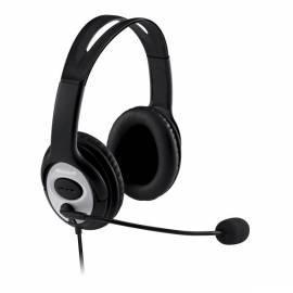 Datasheet Headset MICROSOFT LifeChat LX-3000 (JUG-00002) schwarz