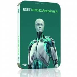 Software ESET Antivirus pro MS-Windows-Rechner Gebrauchsanweisung