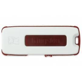 Benutzerhandbuch für USB Flash disk KINGSTON Data Traveler DataTraveler 16GB, Gen 2 (DTIG2 / 16GB) weiß/rot