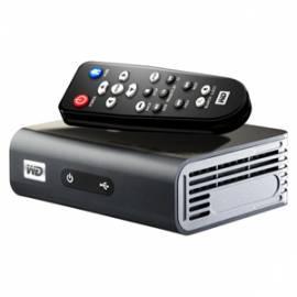 Service Manual multimediale Centrum WESTERN DIGITAL TV HD Media Player - HDMI, USB, LAN (WDBAAP0000NBK-EESN) schwarz