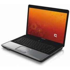 Notebook HP Compaq Presario Compaq Presario CQ61-430 schwarz Bedienungsanleitung