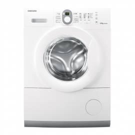Benutzerhandbuch für Waschmaschine SAMSUNG WF0600NXW weiß