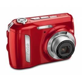KODAK EasyShare C142 Digitalkamera (CAT 804 8514) rot Bedienungsanleitung