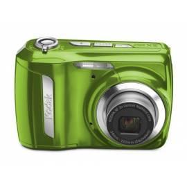 KODAK EasyShare C142 Digitalkamera (CAT 872 3751) grün - Anleitung